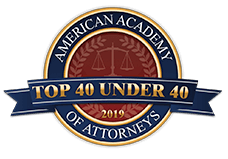American Academy of Attorneys 2019 Award